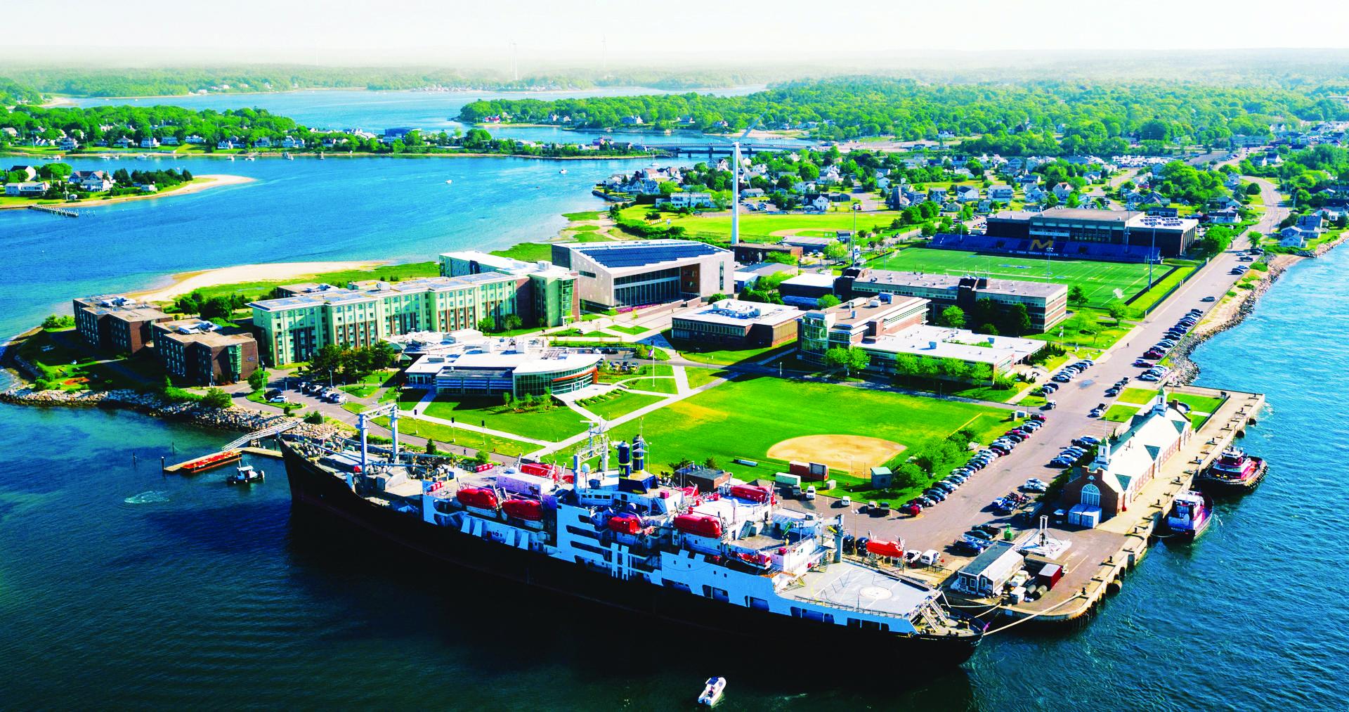 Apply To Massachusetts Maritime Academy