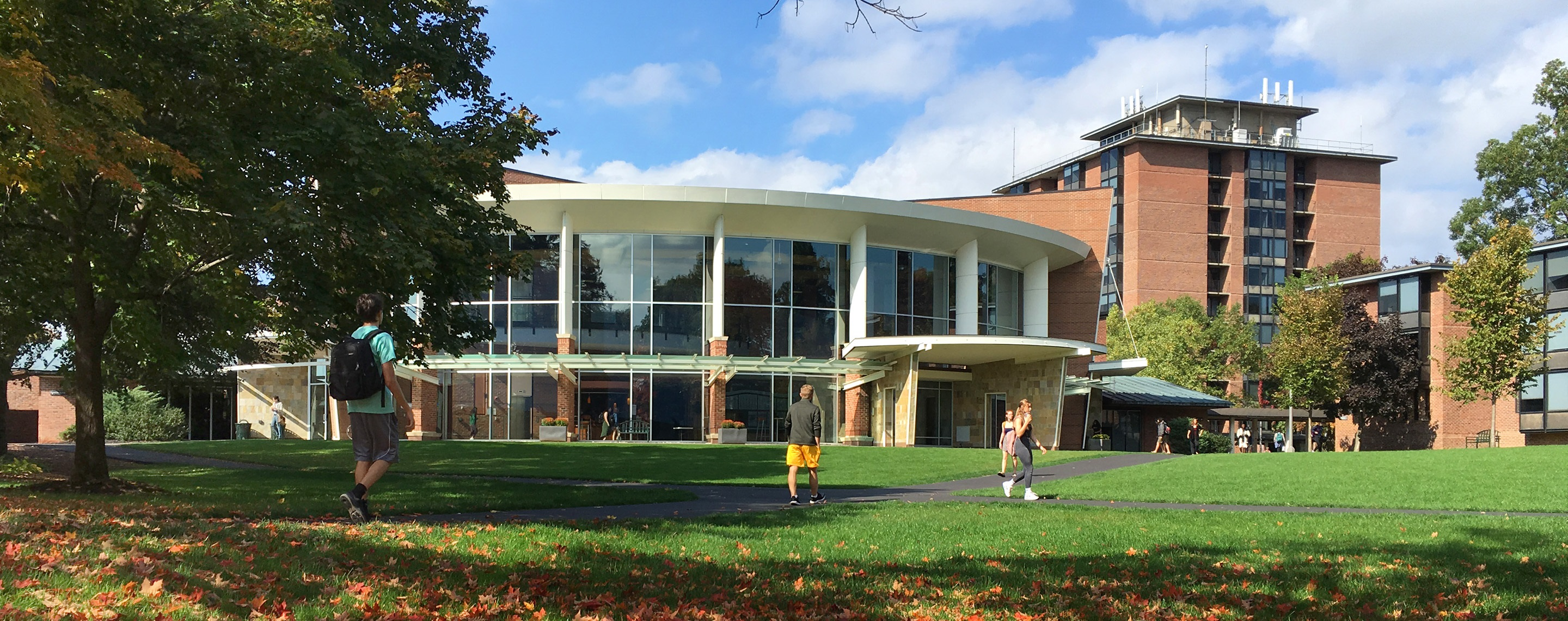 Apply To Skidmore College